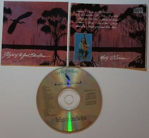 cd: MARTY O'CONNOR - FLIGHT OF THE GREAT BLUE HERON