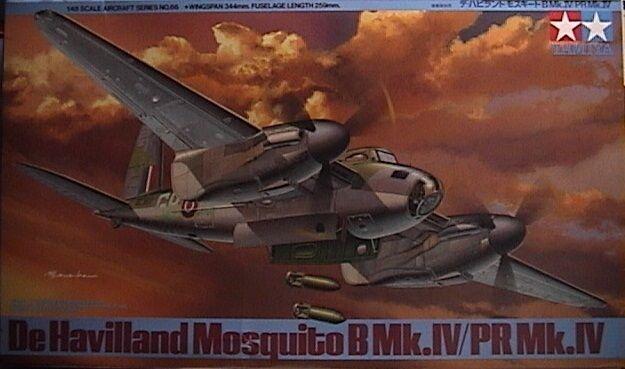 1  48 De Havilland Mosquito B Mk.IV   PR Mk.IV av Tamiya
