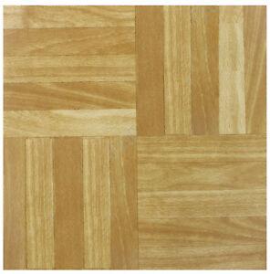 4 pack diy self adhesive vinyl floor tiles bathroom for Parquet vinilo adhesivo