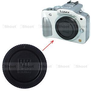 Camera-Body-Cover-Cap-for-Panasonic-Micro-4-3-Four-Thirds-LUMIX-GF2-GF3-GF5-GF6