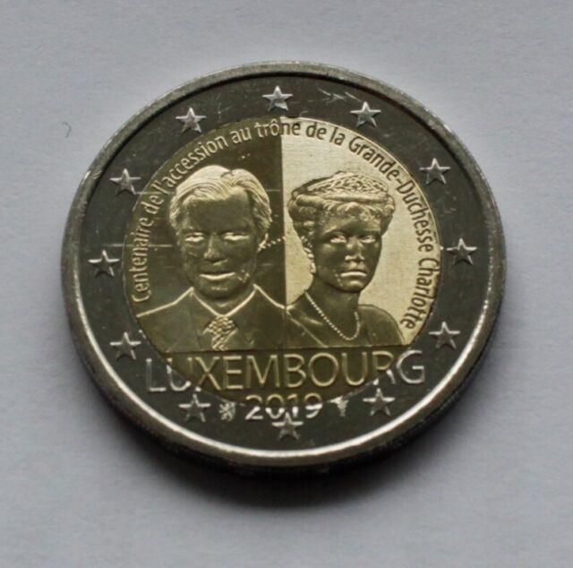 2 € common commemorative euro coin 2009 EMU uncirculated LUXEMBOURG
