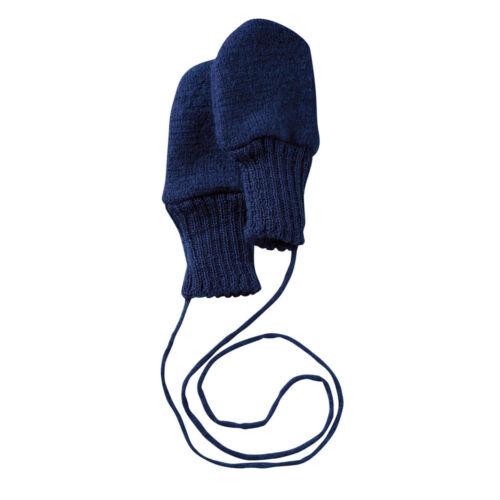 disana Baby//Kinder Walk Handschuhe Bio-Merinoschurwolle