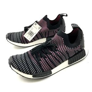b56e5d686 Adidas BOOST NMD R1 Shoes Mens Size 12 Low Top Lace Up Primeknit ...