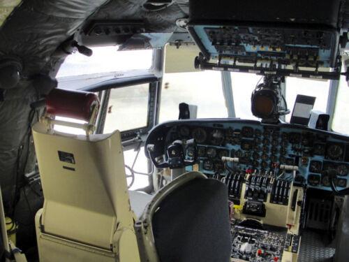 C-133 CARGOMASTER MILITARY AIR TRANSPORT AIR FORCE HAT PIN MATS DOUGLAS NASA WOW