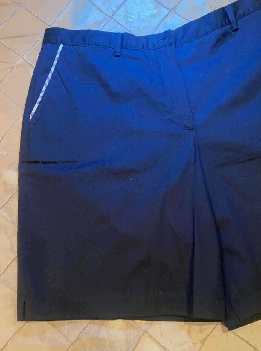 BURBERRY GOLF FABULOUS SHORTS TAILORED BLACKWITH … - image 2