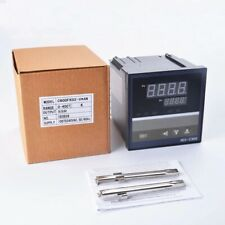 Oven Temperature Controller Rex C900 Universal Input Relay Ssr Output Thermostat