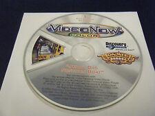 "VideoNow Color Monster Garage ""Skool Bus Pontoon Boat"" (PVD, 2004) - Disc Only!"