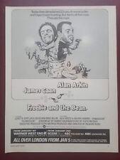 3f9fd3cd6e3 Freebie and the Bean - Alan Arkin - James Caan - 1970 s Magazine Advert   B2431