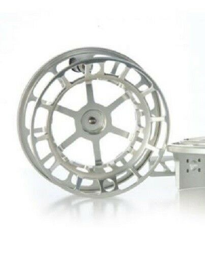 SPARE SPOOL FOR ROSS EVOLUTION R 4 5 FLY REEL IN PLATINUM COLOR 4-5 WEIGHT ROD
