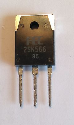 2SK1389 TRANSISTOR LOT OF 5 PIECES JR 2SKB3