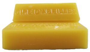 Cire-d-039-abeille-pure-3-pains-de-cire-de-30gr-chacun