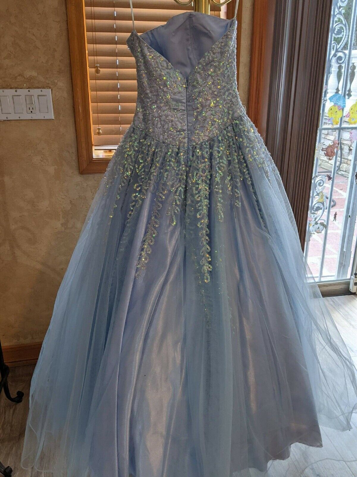 cinderella style  ball gown - image 1