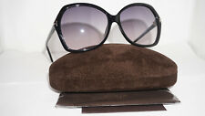 1de8202e6fa2 item 5 TOM FORD New Sunglasses Oversize Black Blue Gradient Carola TF328  01B 60 15 140 -TOM FORD New Sunglasses Oversize Black Blue Gradient Carola  TF328 ...