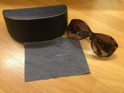 Oliver Peoples Sunglasses Coquette Brown Tortoise