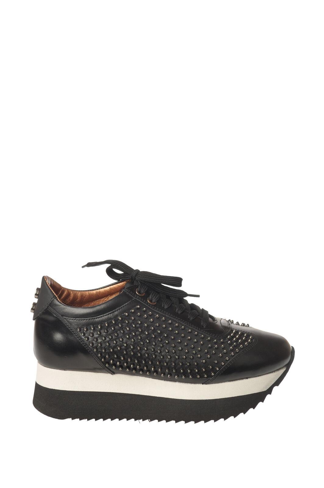 Alexander SMITH-scarpe-scarpe da ginnastica bassa donna-Nero - 5771519L183620