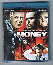 MONEY - JAMES CAAN, EDWARD FURLONG & PAUL SORVINO - BLU-RAY - NEUF NEW NEU