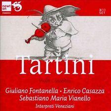 Tartini: Violin Concertos, Interpreti Veneziani, New