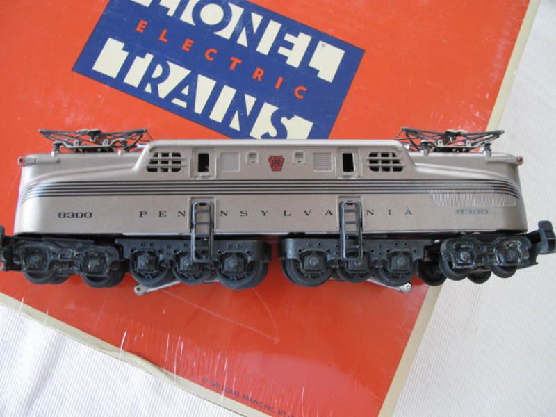 1987 Lionel 6-18300 Pennsylvania GG1 eléctrica Loco B1302