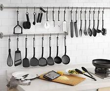 38pc Stainless Steel Kitchen Utensil Set - Spoon/Fork/Peeler/Measure/Whisk/Icing