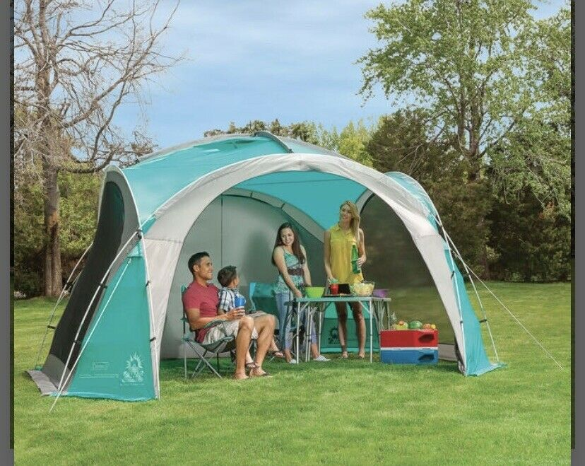 Coleman Event Dome 4.5m screenwall Twinpack