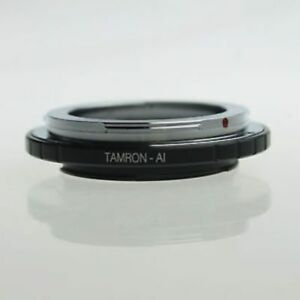 Tamron-Adaptall-2-Objektiv-zu-Nikon-DSLR-AI-Mount-Adapter-Ring-UK-Verkaeufer