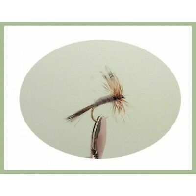 Adams Parachute Trout Flies Choice of sizes Para Fly Fishing Flies 6 Pack