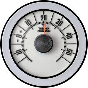 Justierbares Relief Bimetall Thermometer zum aufhängen Richter / HR Art. 1834