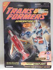 Transformers Generation 2 AUTOBOT AERIALBOT FIREFLIGHT (Superion Part) - NIP