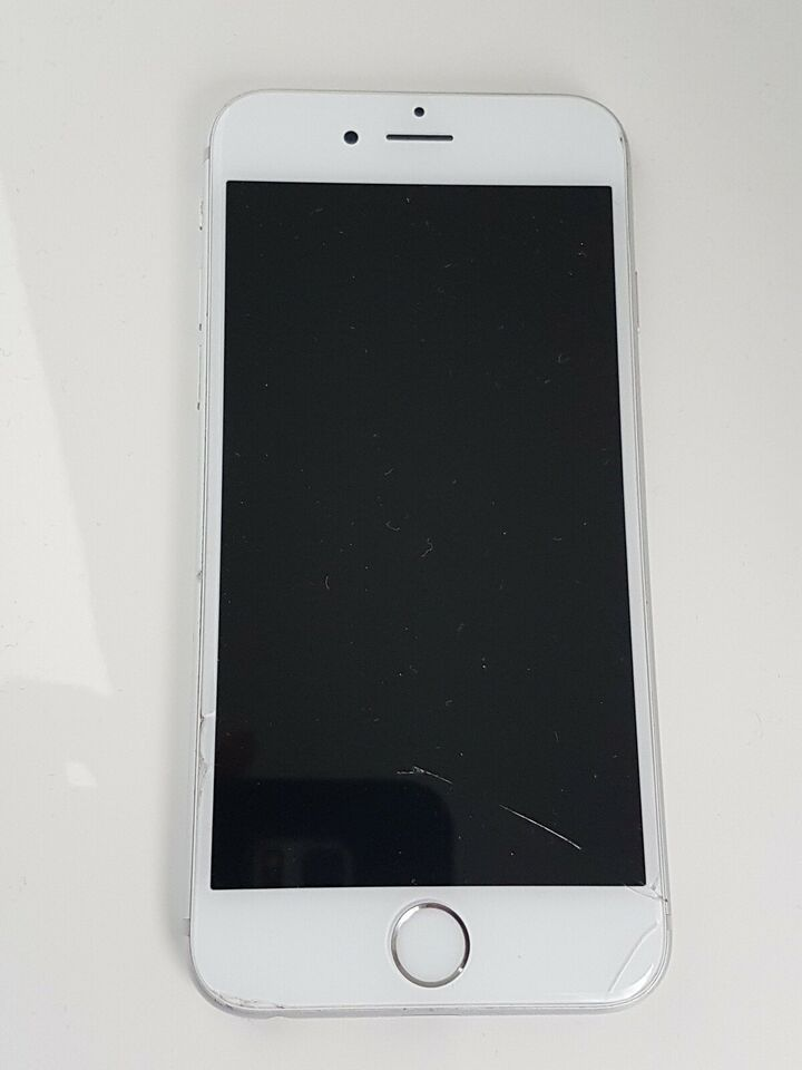 iPhone 6S, 16 GB, grå