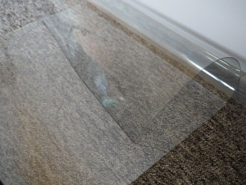 Garden fenster transparent 140cm Cabrio PVC Folie glasklar 0,8mm