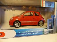 Fiat Abarth 500 Rouge Neuf