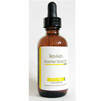 Reviver Rosehip Seed Oil - 100% Pure Cold Pressed 2oz Free Us Shipping