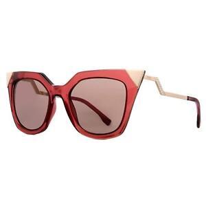 d968357442890 FENDI Sunglasses with SWAROVSKI FF 0060 S - N9MXS Iridai Sunglasses ...