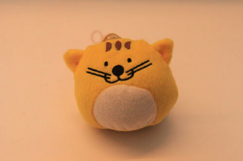 Yellow Hamster Chewy /& Squeaky Soft Play Toy for Pet Dog Puppy Cat Fetch or Toss