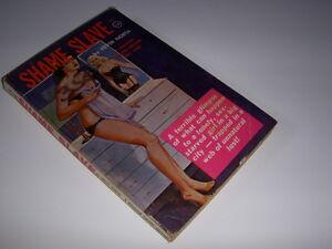 Shame-Slave-by-Kevin-North-Budoir-Limited-Book-1st-1962-Vintage-Paperback