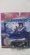 Johnny Lightning LE Wacky Winners Deep Blue Cherry Bomb 1:64 Diecast  NEW dc1357