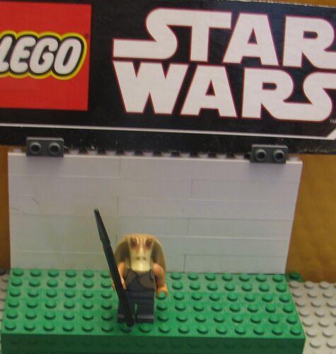 """STAR WARS LEGO LOT  MINIFIGURE  MINIFIG  /""""  JAR JAR BINKS   7929  9499   /"""""""