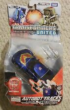Takara Un-13 AUTOBOT TRACKS Mosc New Transformers Figure
