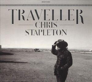 Traveller-Slipcase-by-Chris-Stapleton-CD-May-2015-Mercury-Nashville