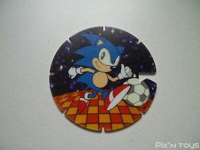 BN Troc/'s Fluo Sonic N°2 POG Sega Entreprise LTD 1992