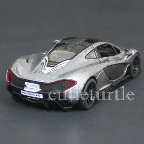 Kinsmart Mclaren P1 1:36 Diecast Toy Car Grey