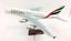 Emirates-Airbus-380-Jet-Model-Souvenir-Reward-Statue-1-135-Detailed-Diecast thumbnail 1