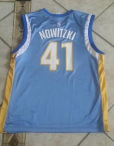 more photos 8b4db a63d3 Details about Dallas Mavericks Dirk Nowitzki Jersey