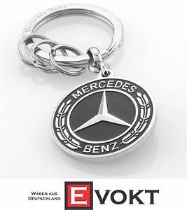 Mercedes Benz Genuine key chain Las Vegas Black Edition B66953280
