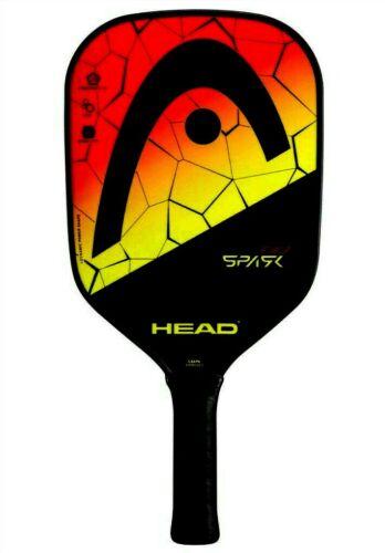 NEW** Head Elite Spark Pickleball Paddle USAPA APPROVED Ergo Grip Composite HS