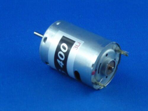 3,6-12V für kleinere Flug Elektromotor MIG 400 3Li und Schiff-Modelle