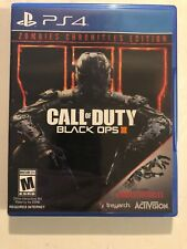 Call of Duty Black Ops III - Zombie Chronicles Edition Ps4