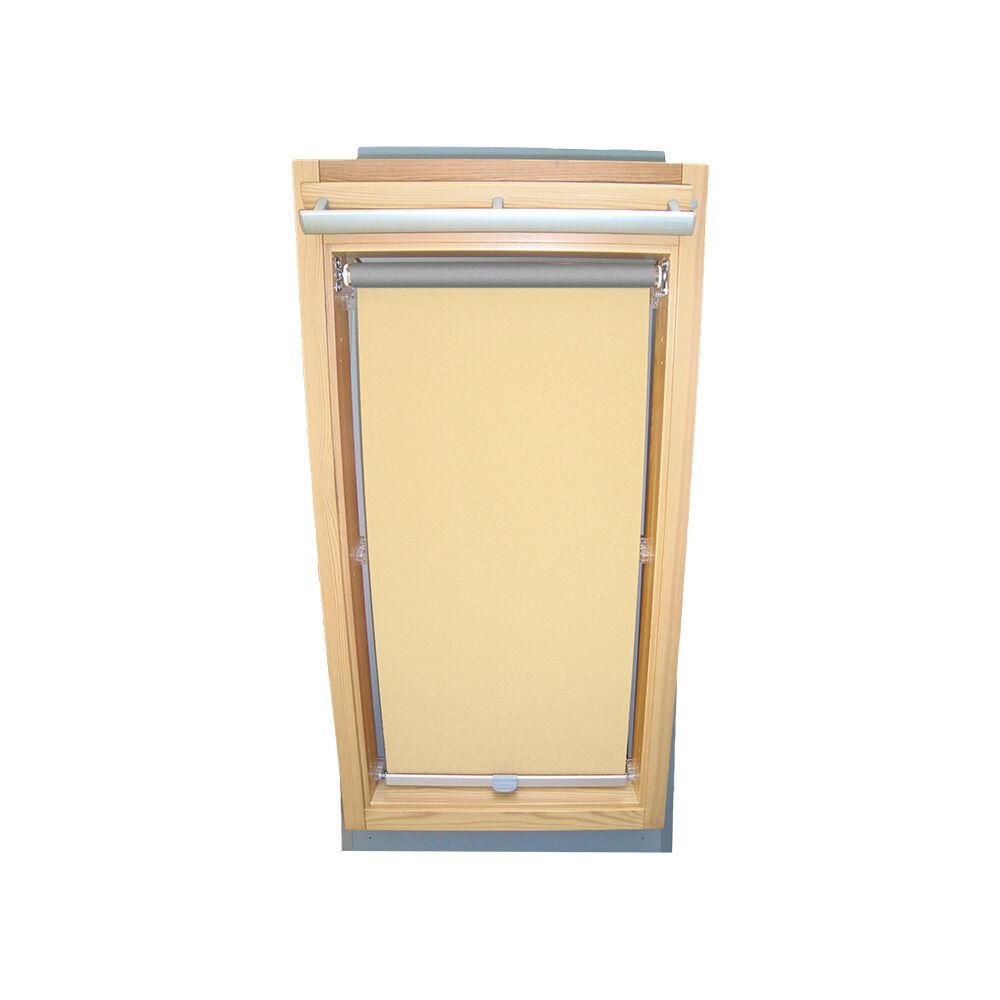 Dachfensterrollo Abdunkelungsrollo Thermo für für für Blefa BL BSK - creme | Qualitativ Hochwertiges Produkt  b4559b
