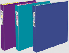 Avery Durable View Binder 1 Inch Round Rings Pattern Pop Colorful Binders New