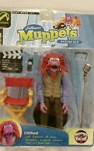 Jim-Henson-Clifford-Muppets-Series-6-Palisades-NEW